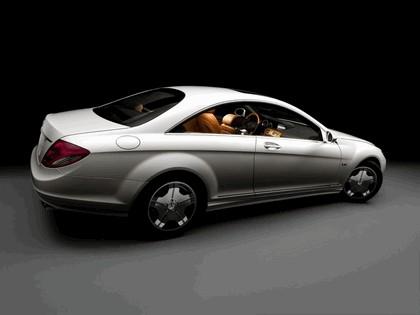 2007 Mercedes-Benz CL600 50