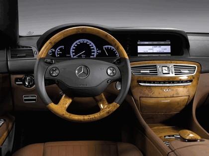 2007 Mercedes-Benz CL600 62