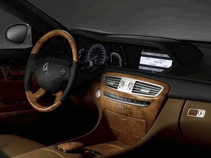 2007 Mercedes-Benz CL600 65