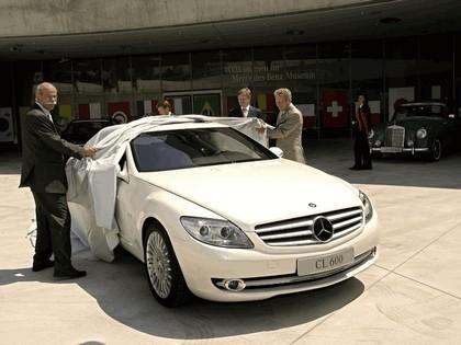 2007 Mercedes-Benz CL600 91