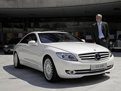 2007 Mercedes-Benz CL600 93