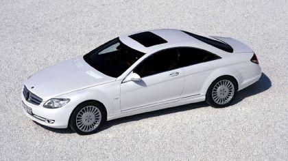 2007 Mercedes-Benz CL600 6