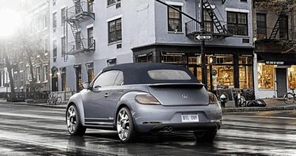 2015 Volkswagen Beetle Cabriolet Denim concept 2