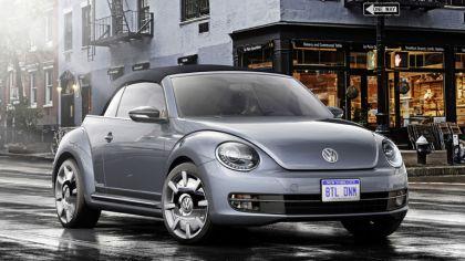 2015 Volkswagen Beetle Cabriolet Denim concept 5