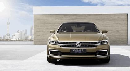 2015 Volkswagen C Coupé GTE concept 1