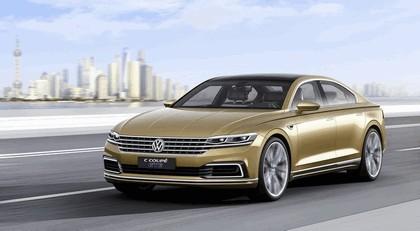 2015 Volkswagen C Coupé GTE concept 2