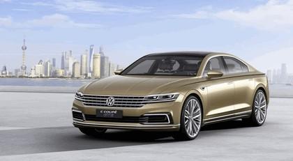 2015 Volkswagen C Coupé GTE concept 3