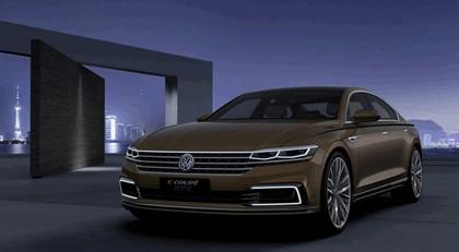 2015 Volkswagen C Coupé GTE concept 12