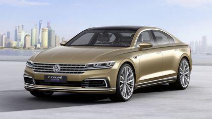 2015 Volkswagen C Coupé GTE concept 8