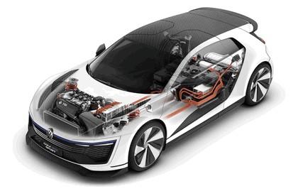 2015 Volkswagen Golf GTE Sport 10