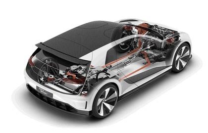 2015 Volkswagen Golf GTE Sport 11
