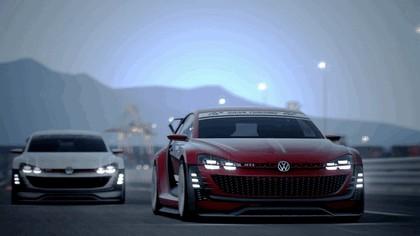 2015 Volkswagen GTI Supersport Vision Gran Turismo 7