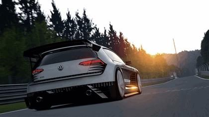 2015 Volkswagen GTI Supersport Vision Gran Turismo 9