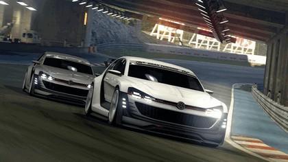 2015 Volkswagen GTI Supersport Vision Gran Turismo 10