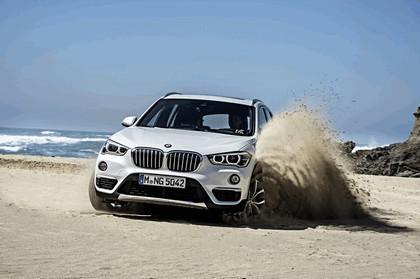 2015 BMW X1 ( F48 ) xDrive20d 4