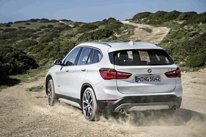 2015 BMW X1 ( F48 ) xDrive20d 6