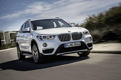 2015 BMW X1 ( F48 ) xDrive20d 7