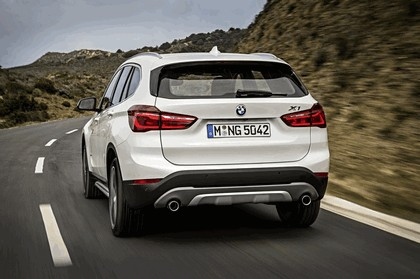 2015 BMW X1 ( F48 ) xDrive20d 14