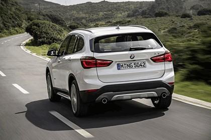 2015 BMW X1 ( F48 ) xDrive20d 15