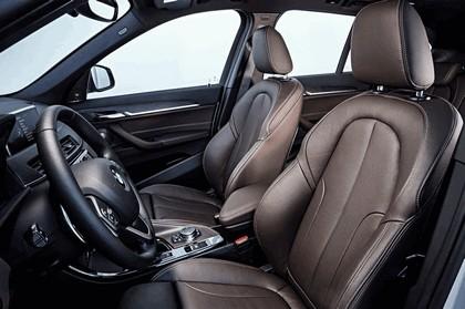 2015 BMW X1 ( F48 ) xDrive20d 45