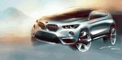 2015 BMW X1 ( F48 ) xDrive20d 50