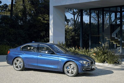 2015 BMW 340i ( F30 ) Sport Line 16
