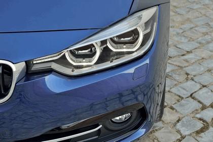 2015 BMW 340i ( F30 ) Sport Line 20