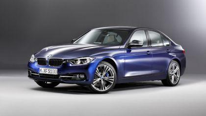 2015 BMW 340i ( F30 ) Sport Line 9