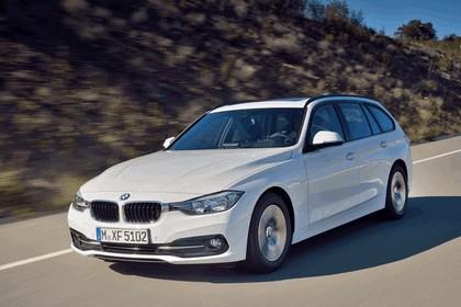 2015 BMW 320d ( F31 ) Touring Efficient Dynamics Edition 2