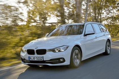 2015 BMW 320d ( F31 ) Touring Efficient Dynamics Edition 8