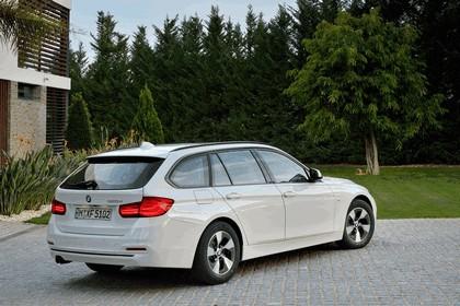 2015 BMW 320d ( F31 ) Touring Efficient Dynamics Edition 11