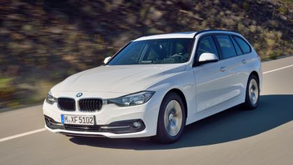2015 BMW 320d ( F31 ) Touring Efficient Dynamics Edition 4