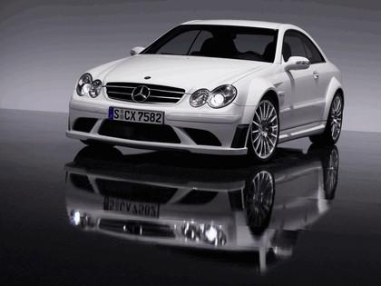 2007 Mercedes-Benz CLK63 AMG Black Series 1