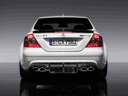 2007 Mercedes-Benz CLK63 AMG Black Series 3