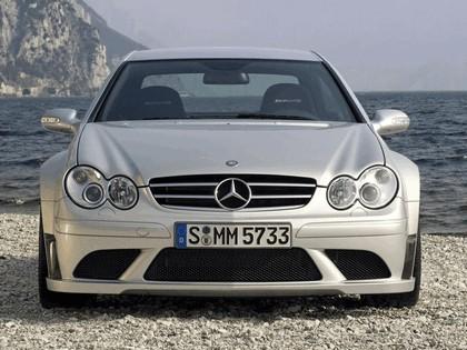 2007 Mercedes-Benz CLK63 AMG Black Series 8