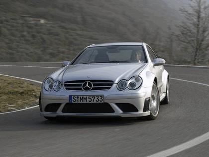 2007 Mercedes-Benz CLK63 AMG Black Series 11