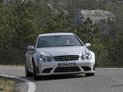 2007 Mercedes-Benz CLK63 AMG Black Series 13