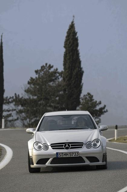 2007 Mercedes-Benz CLK63 AMG Black Series 15