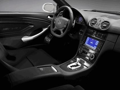 2007 Mercedes-Benz CLK63 AMG Black Series 22