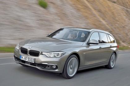 2015 BMW 330d ( F31 ) Touring Luxury Line 2