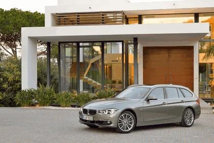 2015 BMW 330d ( F31 ) Touring Luxury Line 7