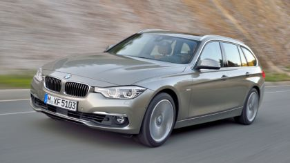 2015 BMW 330d ( F31 ) Touring Luxury Line 7