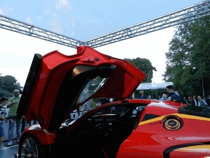 2015 Ferrari FXX K - Parco del Valentino di Torino 14