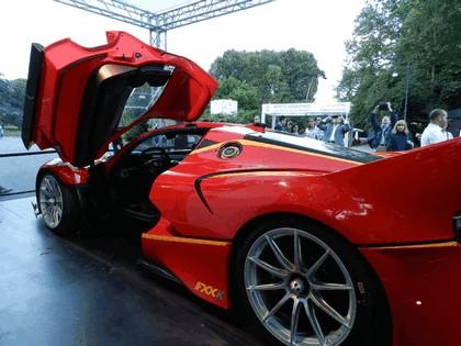 2015 Ferrari FXX K - Parco del Valentino di Torino 16