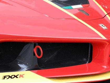 2015 Ferrari FXX K - Parco del Valentino di Torino 38