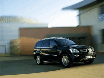 2007 Mercedes-Benz GL320 CDI 2