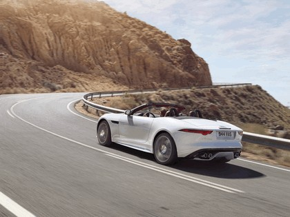 2016 Jaguar F-Type R convertible AWD 2