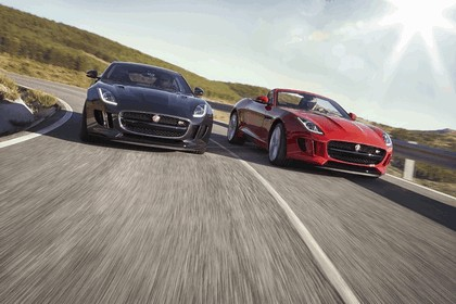 2016 Jaguar F-Type R convertible AWD 10
