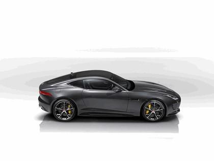 2016 Jaguar F-Type R coupé AWD 2