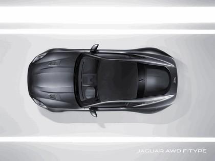 2016 Jaguar F-Type R coupé AWD 5